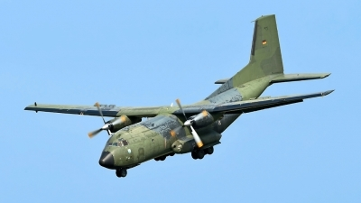 Photo ID 200539 by Marc van Zon. Germany Air Force Transport Allianz C 160D, 50 17