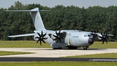 Photo ID 200500 by Marc van Zon. Germany Air Force Airbus A400M Atlas, 54 10