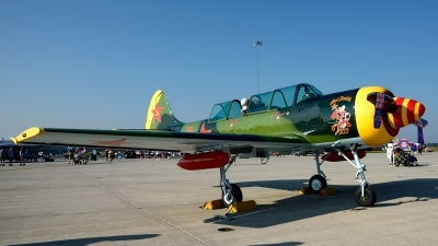 Photo ID 200648 by Rod Dermo. Private Private Yakovlev Aerostar Iak 52 Yak 52, N152JB