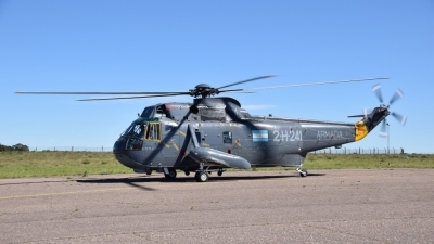 Photo ID 200583 by Martin Otero. Argentina Navy Sikorsky UH 3H Sea King, 0882