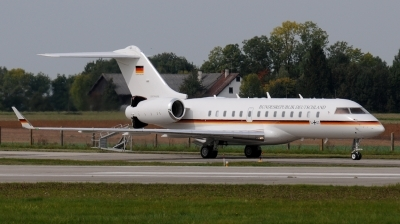 Photo ID 200602 by Florian Morasch. Germany Air Force Bombardier BD 700 1A11 Global 5000, 14 03