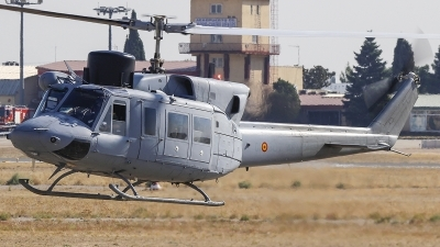 Photo ID 200665 by Ruben Galindo. Spain Navy Agusta Bell AB 212ASW, HA 18 3