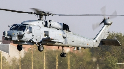 Photo ID 200635 by Ruben Galindo. Spain Navy Sikorsky SH 60B Seahawk S 70B 1, HS 23 12