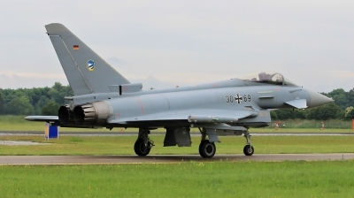 Photo ID 200666 by Milos Ruza. Germany Air Force Eurofighter EF 2000 Typhoon S, 30 69