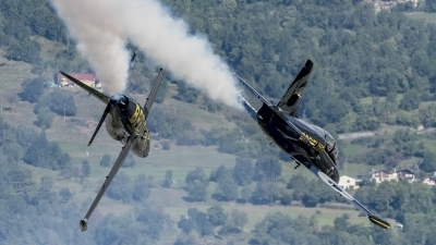 Photo ID 200704 by Martin Thoeni - Powerplanes. Private Breitling Jet Team Aero L 39C Albatros, ES YLR