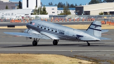 Photo ID 200709 by Aaron C. Rhodes. Private Historic Flight Foundation Douglas C 47B Skytrain, N877MG