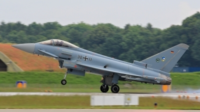 Photo ID 200747 by Milos Ruza. Germany Air Force Eurofighter EF 2000 Typhoon S, 30 11