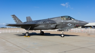 Photo ID 200720 by Alfred Koning. USA Marines Lockheed Martin F 35B Lightning II, 168731
