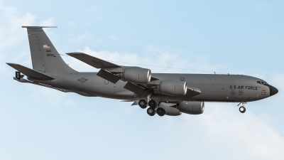 Photo ID 200715 by Santos. USA Air Force Boeing KC 135R Stratotanker 717 100, 61 0292