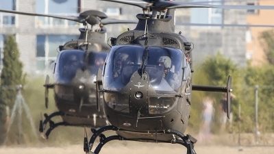 Photo ID 200731 by Ruben Galindo. Spain Army Eurocopter EC 135T2, HE 26 04