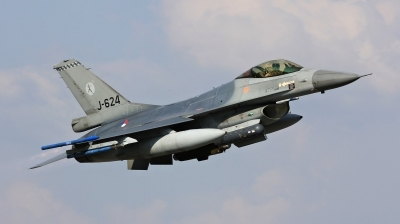 Photo ID 200737 by Milos Ruza. Netherlands Air Force General Dynamics F 16AM Fighting Falcon, J 624