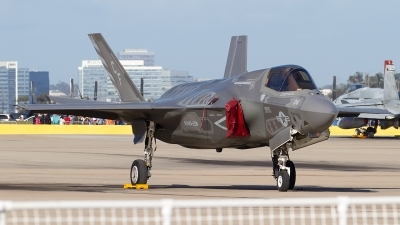 Photo ID 200743 by Alfred Koning. USA Marines Lockheed Martin F 35B Lightning II, 168840