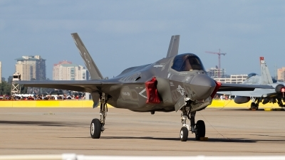 Photo ID 200744 by Alfred Koning. USA Marines Lockheed Martin F 35B Lightning II, 168838