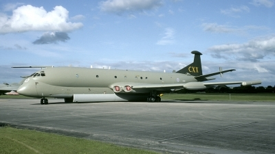 Photo ID 200772 by Joop de Groot. UK Air Force Hawker Siddeley Nimrod MR 2, XV260