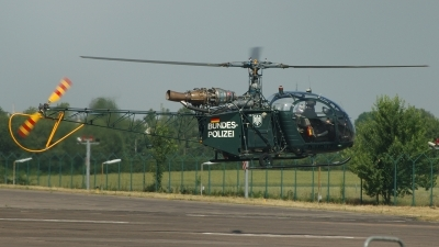 Photo ID 200818 by Michael Frische. Germany Bundesgrenzschutz Sud Aviation SA 318C Alouette II, D HBJZ