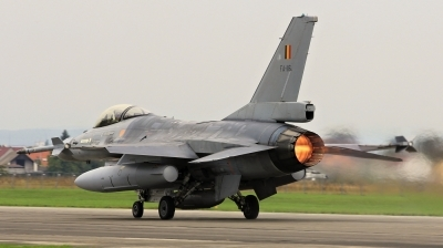 Photo ID 200803 by Milos Ruza. Belgium Air Force General Dynamics F 16AM Fighting Falcon, FA 116