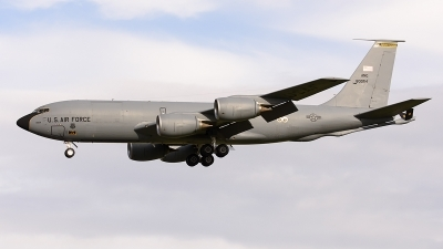 Photo ID 200838 by David Schmidt. USA Air Force Boeing KC 135T Stratotanker 717 148, 58 0054