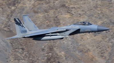 Photo ID 200812 by Hans-Werner Klein. USA Air Force McDonnell Douglas F 15C Eagle, 82 0028