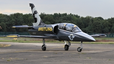 Photo ID 200830 by Milos Ruza. Private Breitling Jet Team Aero L 39C Albatros, ES YLX