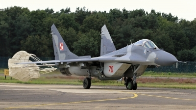 Photo ID 200851 by Milos Ruza. Poland Air Force Mikoyan Gurevich MiG 29A 9 12A, 70