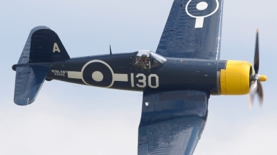 Photo ID 201331 by Alberto Gonzalez. Private The Fighter Collection Goodyear FG 1D Corsair, G FGID