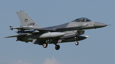 Photo ID 200954 by Rainer Mueller. Netherlands Air Force General Dynamics F 16AM Fighting Falcon, J 008