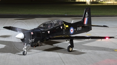 Photo ID 200947 by Chris Lofting. UK Air Force Short Tucano T1, ZF377