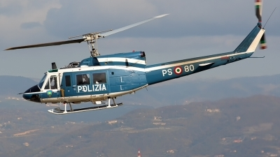 Photo ID 201017 by Roberto Bianchi. Italy Polizia Agusta Bell AB 212AM, MM81648