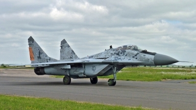 Photo ID 201052 by huelsmann heinz. Slovakia Air Force Mikoyan Gurevich MiG 29AS, 0619