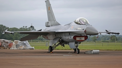 Photo ID 201050 by Fernando Sousa. Belgium Air Force General Dynamics F 16AM Fighting Falcon, FA 124