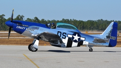 Photo ID 201065 by James Winfree III. Private Stallion 51 North American TF 51D Mustang, NL351DT