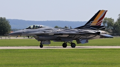 Photo ID 201103 by Milos Ruza. Belgium Air Force General Dynamics F 16AM Fighting Falcon, FA 123