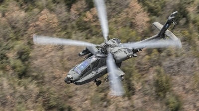 Photo ID 201107 by Chantzis Nikolaos. Greece Army Boeing AH 64DHA Apache Longbow, ES1021