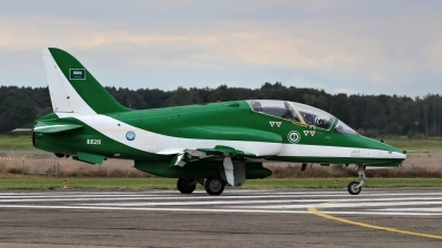 Photo ID 201131 by Milos Ruza. Saudi Arabia Air Force British Aerospace Hawk Mk 65, 8820