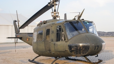 Photo ID 201257 by Ruben Galindo. Spain Army Bell UH 1H Iroquois 205, HU 10 40