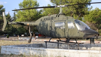 Photo ID 201291 by Ruben Galindo. Spain Army Agusta Bell AB 206A 1, HR 12B 6
