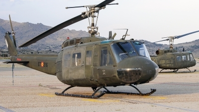 Photo ID 201225 by Ruben Galindo. Spain Army Bell UH 1H Iroquois 205, HU 10 36