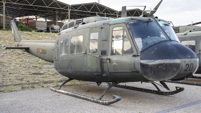 Photo ID 201227 by Ruben Galindo. Spain Army Bell UH 1H Iroquois 205, HU 10 46