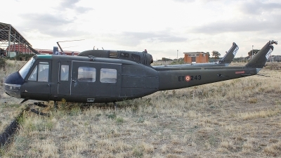 Photo ID 201293 by Ruben Galindo. Spain Army Bell UH 1H Iroquois 205, HU 10 73