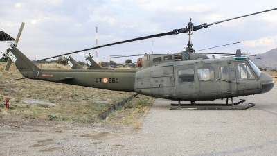 Photo ID 201229 by Ruben Galindo. Spain Army Bell UH 1H Iroquois 205, HU 10 23