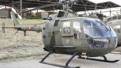 Photo ID 201230 by Ruben Galindo. Spain Army MBB Bo 105LOH, HA 15 33