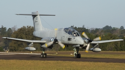 Photo ID 201232 by Sergio Marcelo Allende. Argentina Air Force FMA IA 58A Pucara, A 585