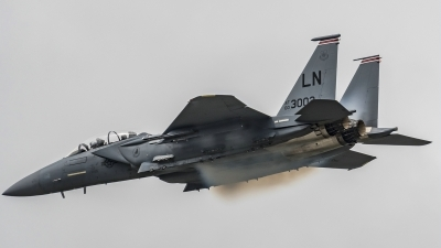 Photo ID 201280 by Martin Thoeni - Powerplanes. USA Air Force McDonnell Douglas F 15E Strike Eagle, 00 3003