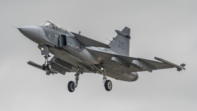 Photo ID 201307 by Martin Thoeni - Powerplanes. Sweden Air Force Saab JAS 39C Gripen, 39215