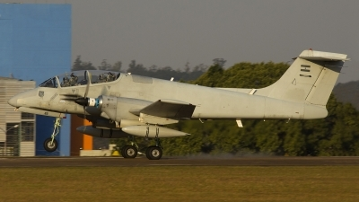 Photo ID 201271 by Sergio Marcelo Allende. Argentina Air Force FMA IA 58D Pucara, A 582