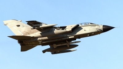 Photo ID 201397 by Varani Ennio. Italy Air Force Panavia Tornado ECR, MM7070