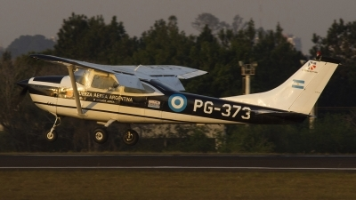 Photo ID 201441 by Sergio Marcelo Allende. Argentina Air Force Cessna DINFIA CeA 182N, PG 373