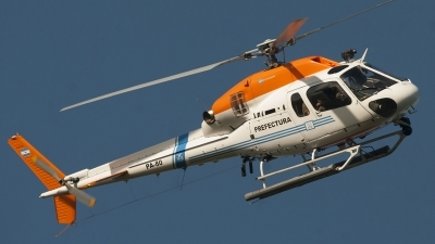 Photo ID 201387 by Sergio Marcelo Allende. Argentina Coast Guard Aerospatiale AS 355NP Ecureuil 2, PA 80