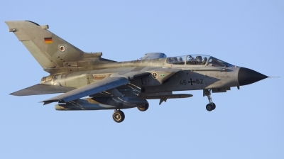 Photo ID 201380 by Alberto Gonzalez. Germany Air Force Panavia Tornado ECR, 46 52