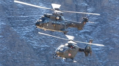 Photo ID 201496 by Andreas Zeitler - Flying-Wings. Switzerland Air Force Aerospatiale AS 532UL Cougar, T 335